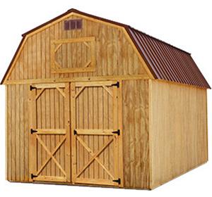storage buildings barn